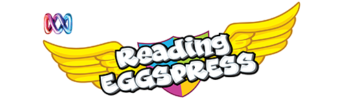 Reading Eggspress logo