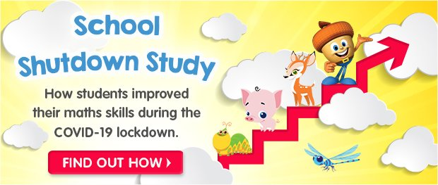 School Shutdown Study. How students improved their maths skills during the COVID-19 lockdown. Find out how