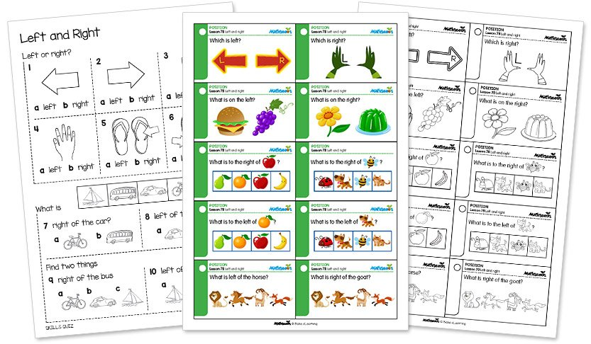 targeted resources to review maths skills